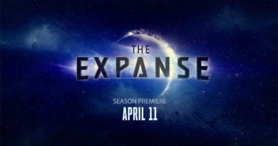 Season 3 of The Expanse Returns on April 11