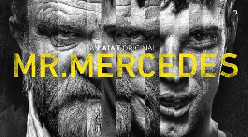 Con Intel: Mr  Mercedes makes a return trip to SDCC with an