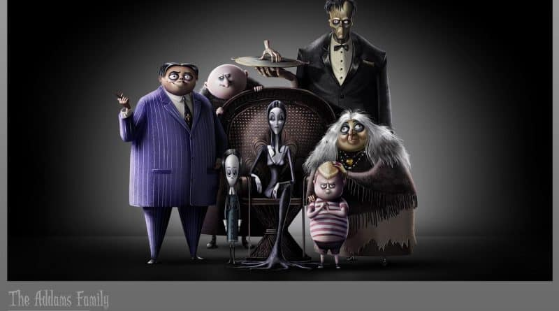 FoCC First-Look: The Addams Family scares up a fantastic cast
