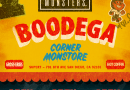 Super7 Universal Monsters Boodega Activation
