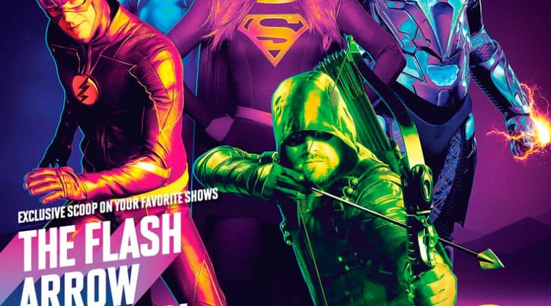 WB Television Group and TV Guide announce SDCC TV Guide Covers