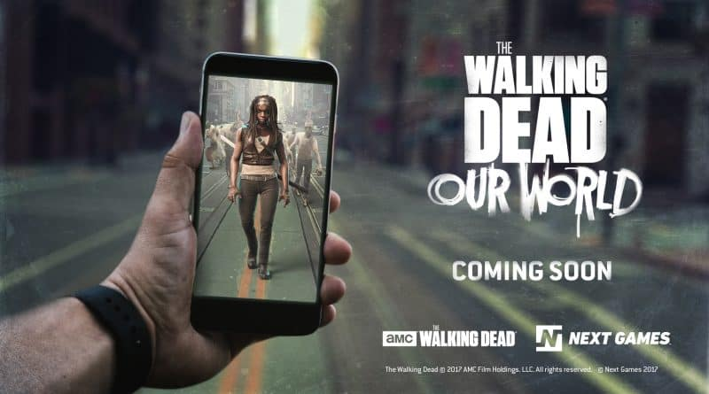 FoCC Review: Walking Dead Our World – Fun for the Casual Gamer