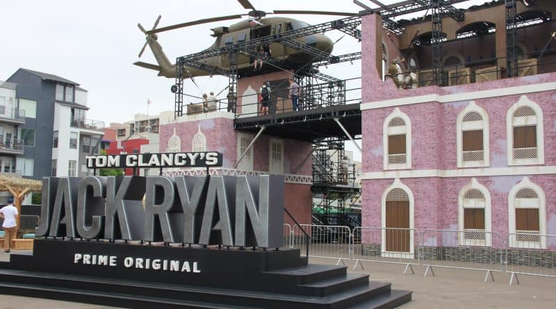SDCC Recap: The Jack Ryan Experience leaves a lasting impression