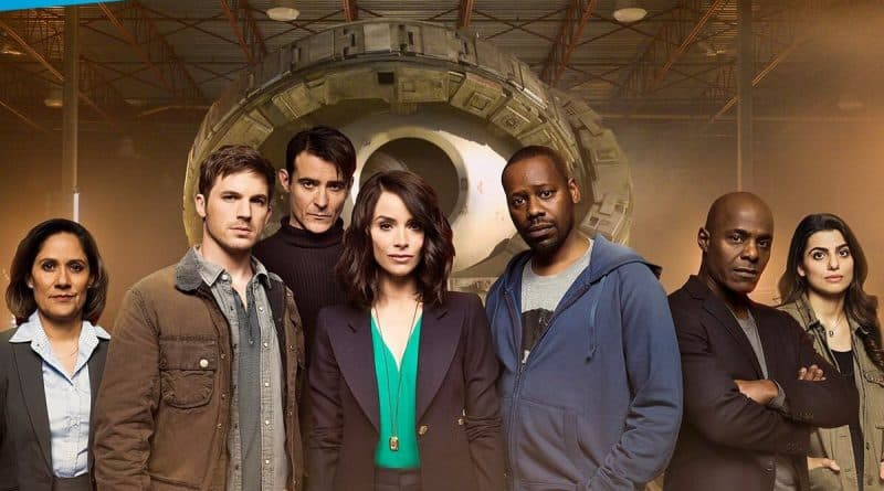 One more trip in the Lifeboat as Timeless returns for a two-part Series Finale!