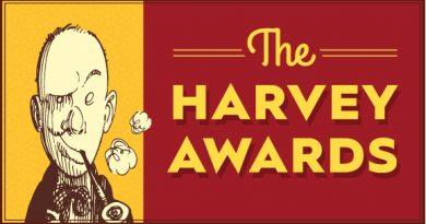 2018 Harvey Award Nominees Announced