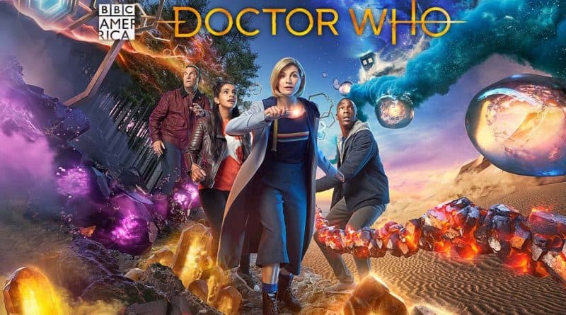 Doctor Who's Resolution Dazzles from Start to Finish
