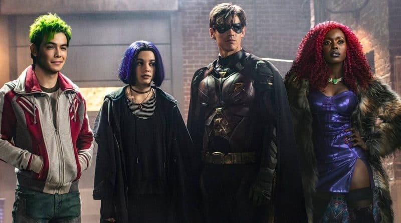 Titans Set to Storm the DC Universe