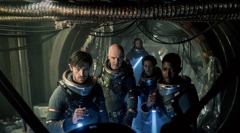 FoCC Reactor: Looking forward to Nightflyers on SYFY