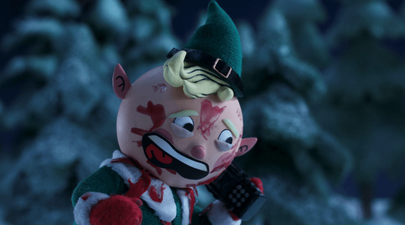 FoCC Update: Predator Holiday Short on Comedy Central