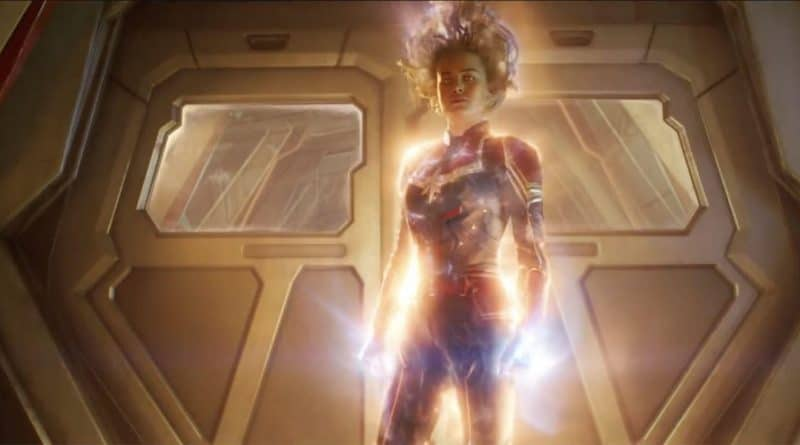 Captain Marvel Tickets are officially on SALE!