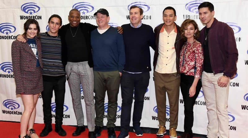 Into the Badlands Bids Farewell at WonderCon