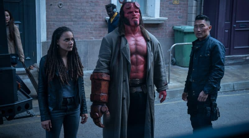 FoCC Review: Hellboy