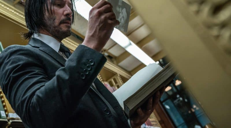 FoCC Movie Review: John Wick 3 – The Evolution of Action