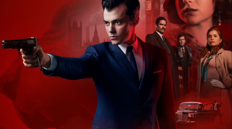 A trip from SDCC to 1960s London with Pennyworth