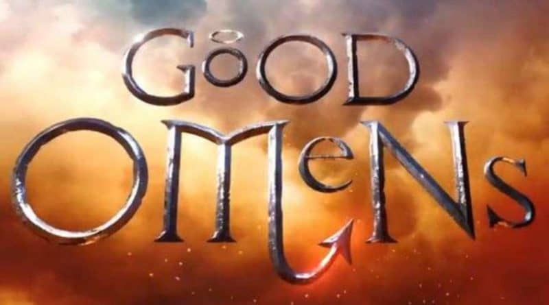 FoCC Review: Good Omens or The World's Greatest Bromance