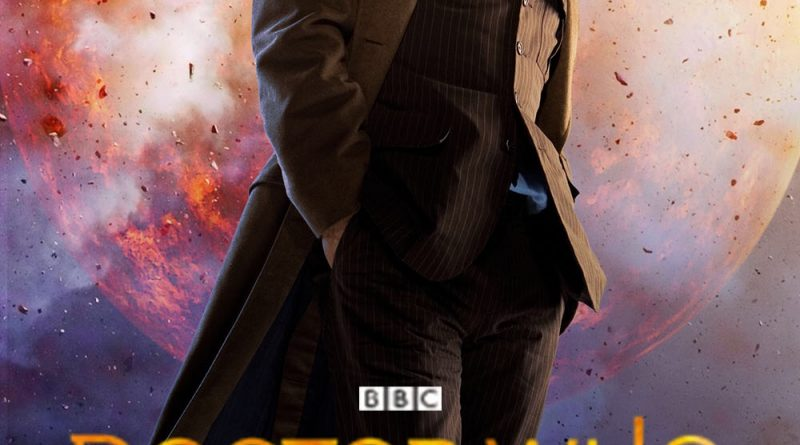 Doctor Who's End of Time comes to theaters this August