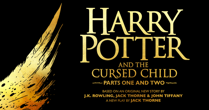 Harry Potter and the Cursed Child Enchants SDCC