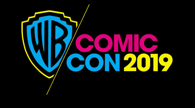 DC and Warner Brothers Unite for an EPIC Booth at SDCC