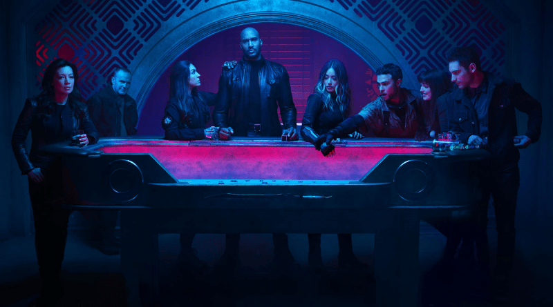 Marvel's Agents of S.H.I.E.L.D. Prepares for the end at Comic-Con
