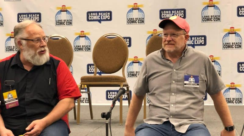An Exclusive Interview with Mark Waid at Long Beach Comic Con