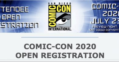 SDCC Open Registration Goes Smoothly